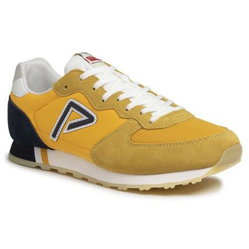 Pepe jeans Sneakersy - klein archive summe pms0610 ochre yellow 097