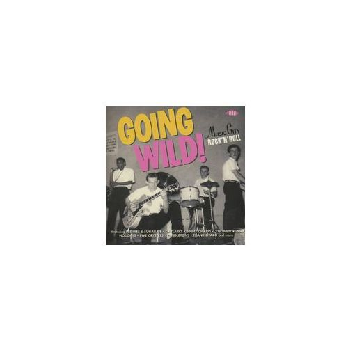 Going wild!, marki Ace records