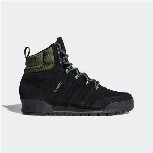 d8a494130e415 Adidas Buty - jake boot 2.0 cblack/basgrn/cblack (core black) rozmiar