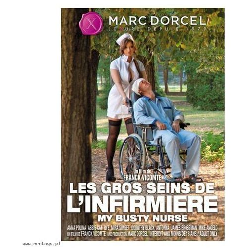 DVD Marc Dorcel - My Busty Nurse, 2904500