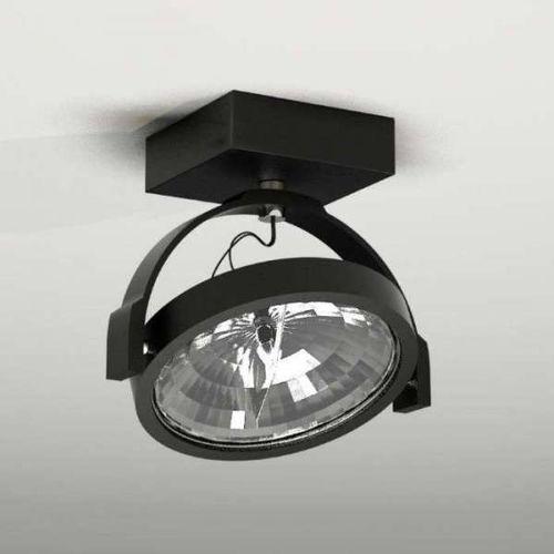 LAMPA sufitowa SAKURA 2233/G53/CZ Shilo regulowana OPRAWA reflektorowa czarny, kolor Czarny