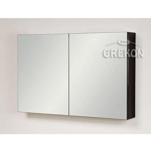 Szafka wisząca z lustrem 100x65 seria fokus c marki Gante