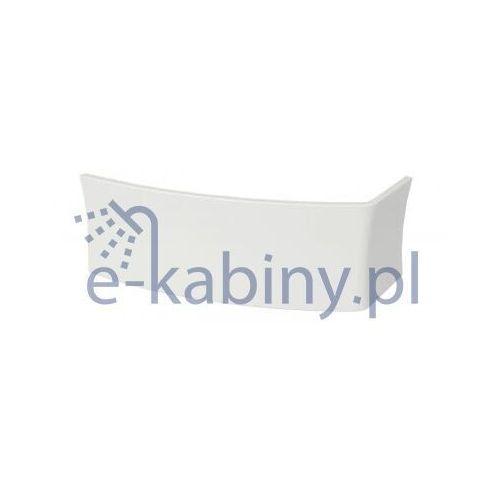 CERSANIT SICILIA panel czołowy 150 cm- Prawy/Lewy, kolor Biały S401-086