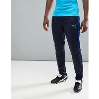 Puma Football evoTRG Training Joggers In Navy 65534050 - Navy, kolor szary