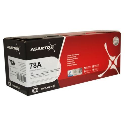 Toner Asarto HP AS-LH278AN black 2,1k CE278