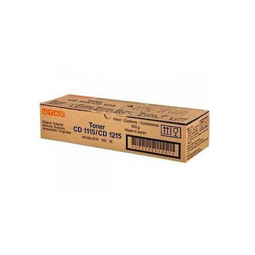 Utax oryginalny toner black, 7000s, Utax CD-1115, 1215 (4003630109569)