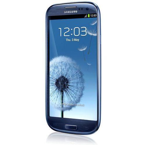 Telefon Samsung Galaxy S III GT-i9300, przekątna wyświetlacza: 4.8