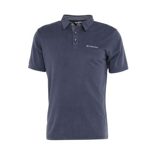 Columbia nelson point koszulka polo collegiate navy (0190893501170)