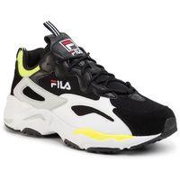 Sneakersy FILA - Ray Tracer Cb 1010925.13Z Black/Neon Lime, w 7 rozmiarach