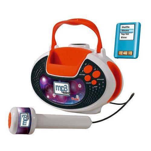 OKAZJA - Simba Zestaw Muzyczny 2w1, MP3 z mikrofonem (4006592686154)