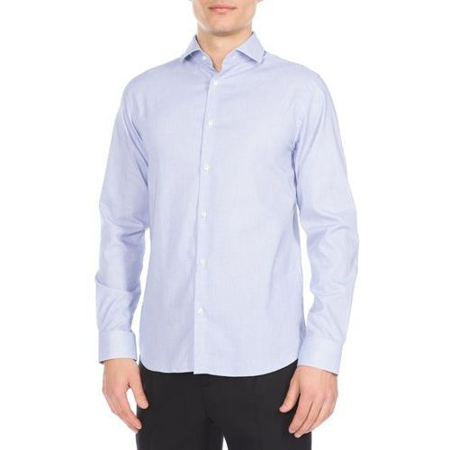Jack & Jones Structure Koszula Niebieski L, 1 rozmiar