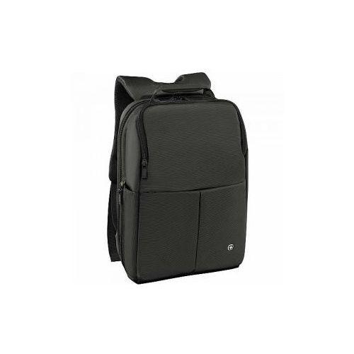Plecak biznesowy z kieszenią na laptopa do 14' marki Wenger model Reload 14 - kolor szary, 601069