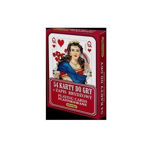 Karty do gry - 54 - dostawa zamówienia do jednej ze 170 księgarni matras za darmo wyprodukowany przez Adamigo