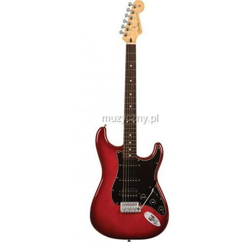 fsr standard stratocaster hss rw cnd red gitara elektryczna marki Fender