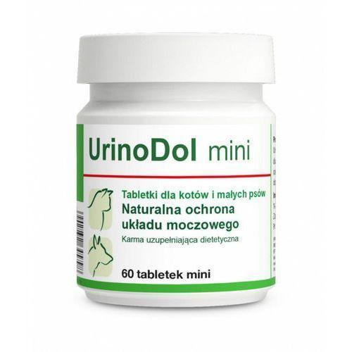 DOLFOS UrinoDol MINI - preparat wspomagający ochronę układu moczowego u małych psów i kotów 60 tabl. (5902232645798)