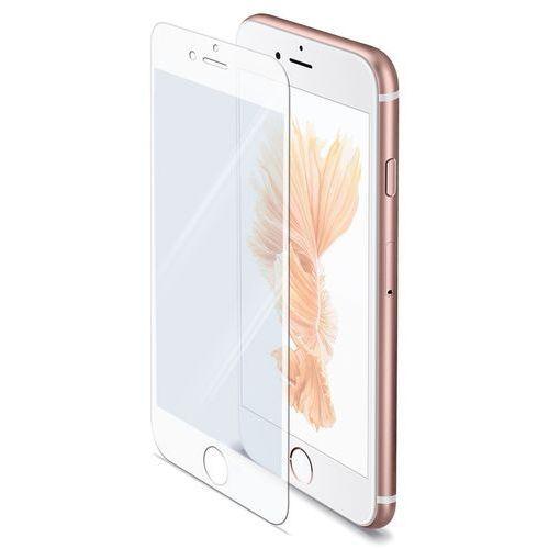 Szkło hartowane CELLY GLASS700WH do iPhone 6/6S Biały, towar z kategorii: Szkła hartowane i folie do telefonów