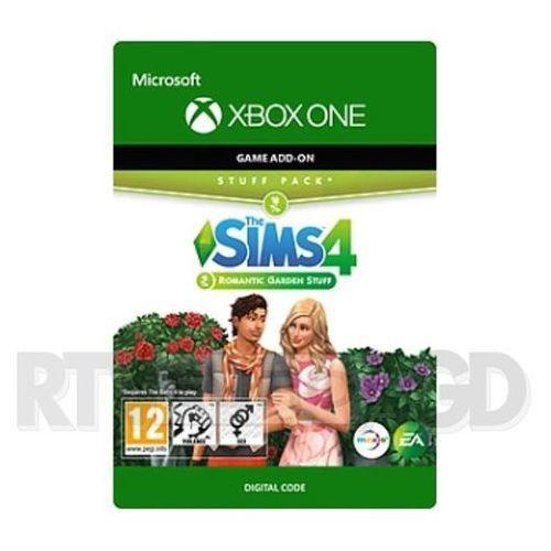 The Sims 4 - Romantyczny Ogród DLC [kod aktywacyjny] Xbox One (8806188716373)