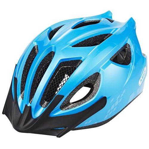 ABUS S-Cension Kask rowerowy niebieski L | 58-62cm 2018 Kaski rowerowe