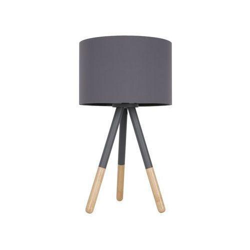 Zuiver lampa stołowa highland ciemnoszara 5200016