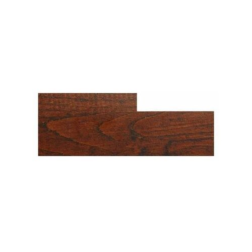 Obrzeże do blatu z klejem 28 mm stare drewno ciemne 715l marki Biuro styl