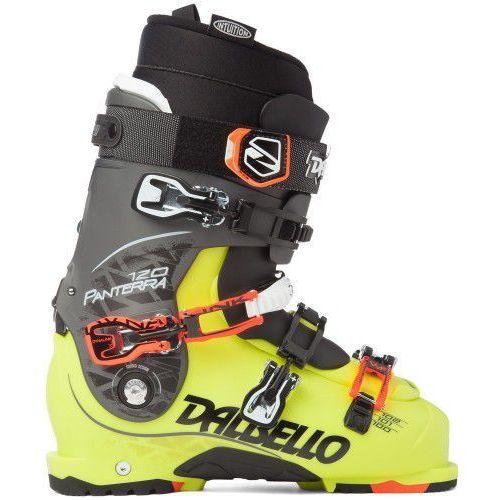 Buty narciarskie r17 pantera 120 ms i.d. acid green/anthracite 265 marki Dalbello