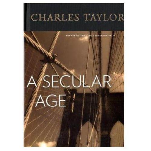Secular Age, Harvard University Press