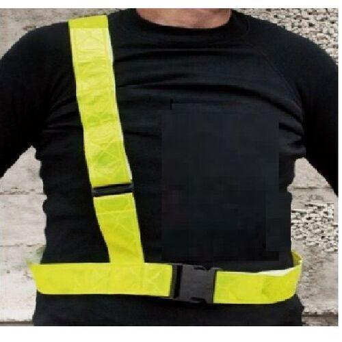 safe belt pas odblaskowy uniwersalny na kl marki Biketec
