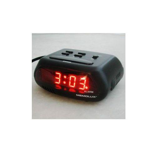 Budzik cyfrowy z wyświetlaczem LED z kategorii Zegary