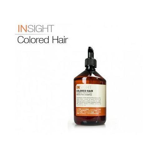 colored hair 500ml szampon ochronny do włosów farbowanych marki Insight