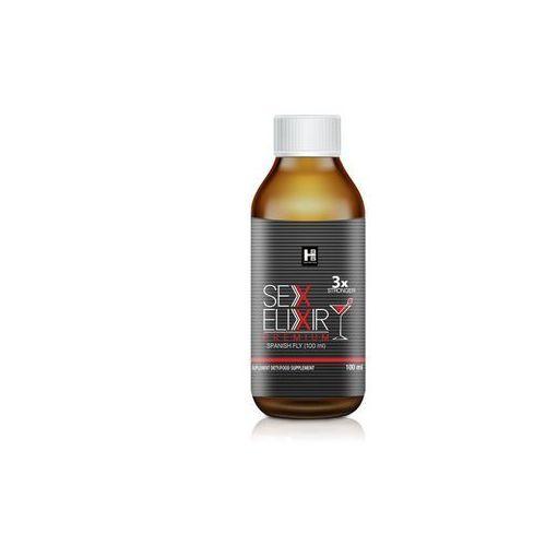 Sexual health series (gb) Sex elixir premium 100ml hiszpańska mucha 3x silniejsza (20011190)