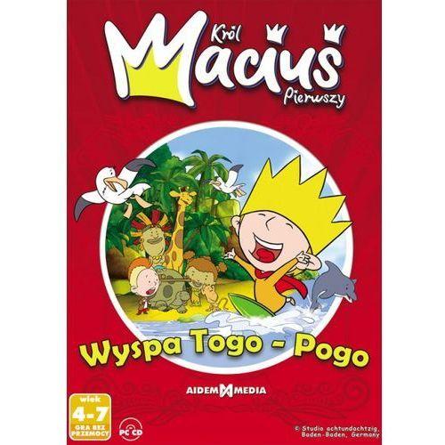 Król Maciuś Pierwszy Wyspa Togo-Pogo z kategorii [gry PC]