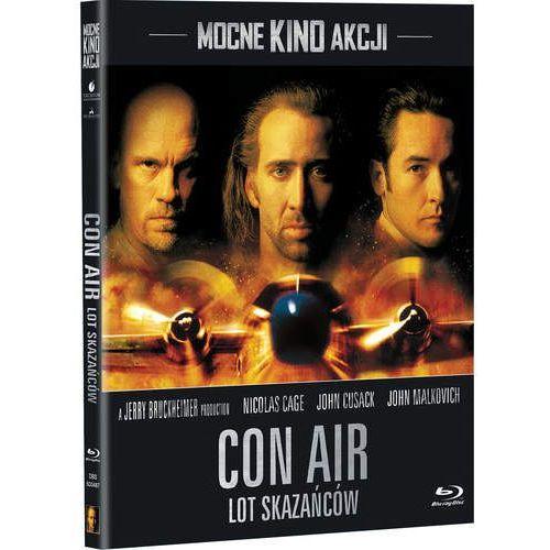 Con Air: Lot skazańców (Mocne Kino Akcji) (Blu-ray) (7321916504875) - OKAZJE
