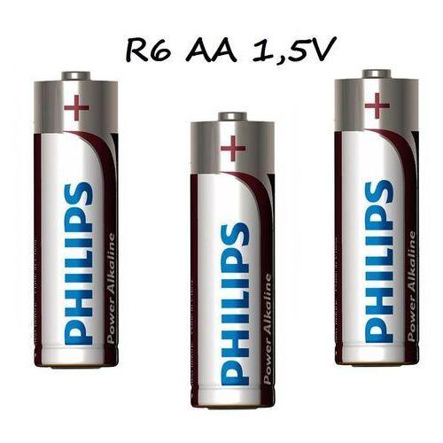 Bateria alkaliczna philips power AA 1,5V 1szt (8712581657598)