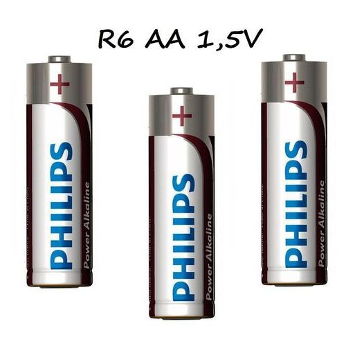 Philips Bateria alkaliczna  power aa 1,5v 1szt