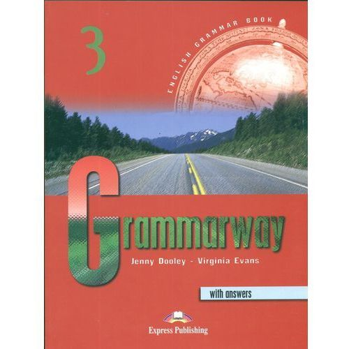 Grammarway 3. With answers (9781842163672)