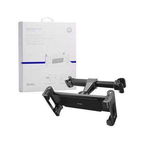 Uchwyt h14 car backseat telefon/tablet-black - black marki Benks