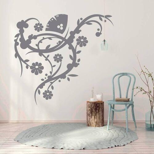 Naklejka dekoracyjna gałęzie 2123 marki Wally - piękno dekoracji