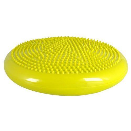 Insportline Poduszka sensomotoryczna do masażu bumy bc100, ciemno żółto-zielony
