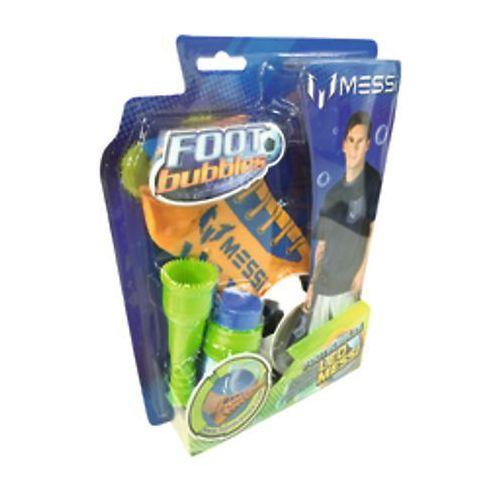 Trefl Bańki mydlane messi footbubbles starter pack kurier (5900511604986)