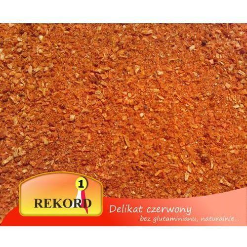 Przyprawa delikat czerwony 1000g pet słoik catering, marki Rekord - producent przypraw