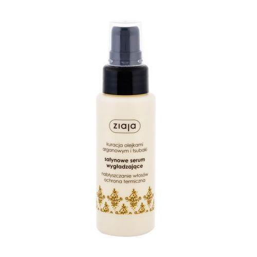 argan oil olejek i serum do włosów 50 ml dla kobiet marki Ziaja