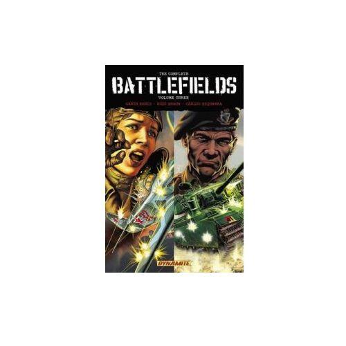 Garth Ennis' Complete Battlefields Volume 3 Hardcover