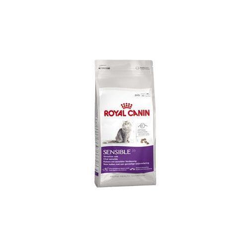 3,5 / 4 kg Royal Canin + karma mokra Royal Canin, 12 x 85 g gratis! - Sensible 33, 4 kg + Royal Canin Digest Sensitive w sosie, KROY017. Najniższe ceny, najlepsze promocje w sklepach, opinie.