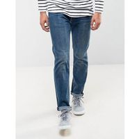 502 regular taper fit jeans deklab wash - blue marki Levis