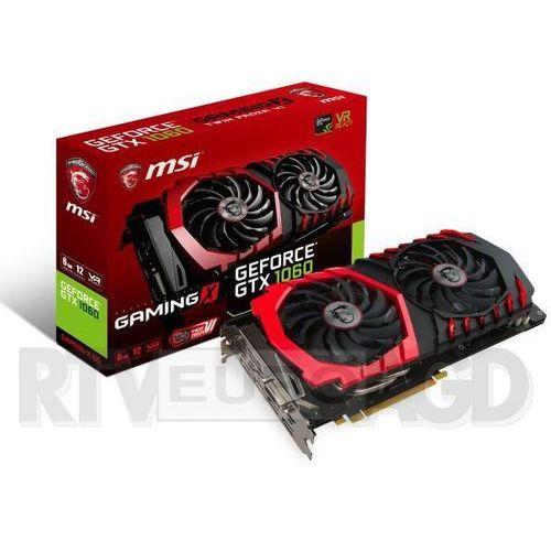MSI GeForce GTX 1060 GAMING X 3G 3GB DDR5 192bit, GEFORCE GTX 1060 GAMING X 3G