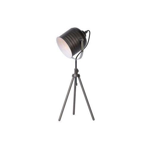 lampa stołowa siwy, 1-punktowy - nowoczesny - obszar wewnętrzny - lucide - czas dostawy: od 4-8 dni roboczych marki Lucide