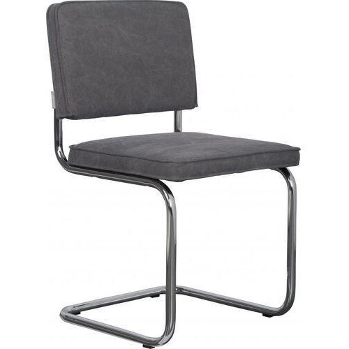 Zuiver krzesło ridge vintage szare 1100105, 1100105