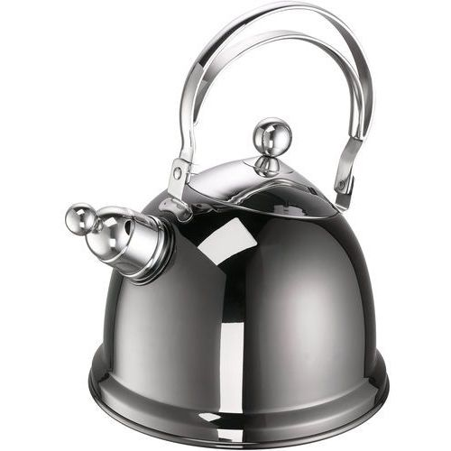 Schulte-ufer Czajnik stalowy z gwizdkiem luna, antracytowy, indukcja, 2,2 litra (68043-16)