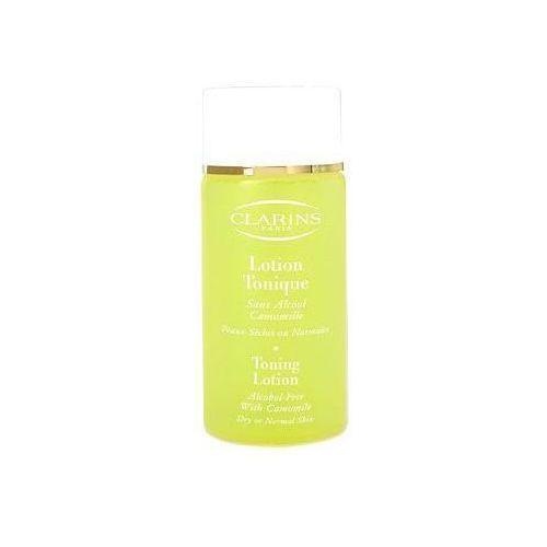 Clarins Toning Lotion Alcohol Free Normal Dry Skin 200ml W Płyn do demakijażu Do skóry suchej - produkt z kategorii- Płyny micelarne