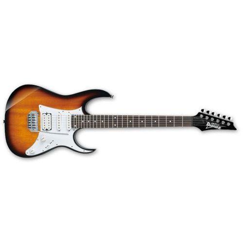 Grg140-sb gio - gitara elektryczna z tremolo wyprodukowany przez Ibanez